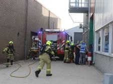 14 meter lange frituurpan veroorzaakt brand bij kippenslachterij in Barneveld