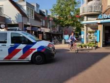 Steekpartij bij Albert Heijn in Lichtenvoorde: één gewonde, dader(s) nog voortvluchtig