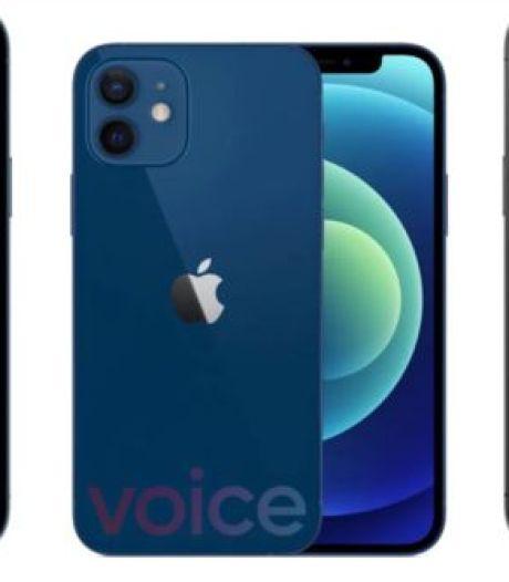 Dit is de iPhone 12: beelden nieuwe smartphones Apple enkele uren voor presentatie al gelekt