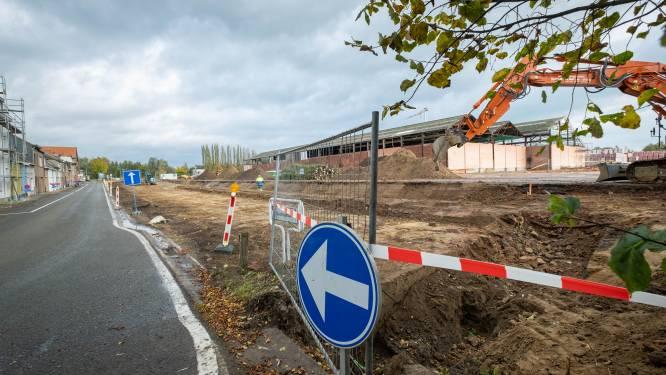 """Terhagen krijgt rotonde en groenbuffer, meer parkeerplaatsen en veilig fietspad: """"Willen hinder van industrie voor onze inwoners beperken"""""""