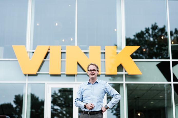 Manager Robbert van Dijk van Vink: 'Het is jaren goed geweest, maar op een gegeven moment heeft zo'n kantoorruimte gewoon zijn tijd gehad.'