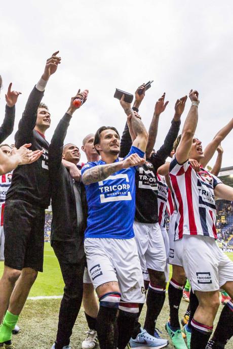 Willem II speelt competitieduels op 9 verschillende dagen en tijden