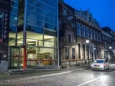 Explosie oorzaak van brand in Stedelijk Museum in Zwolle