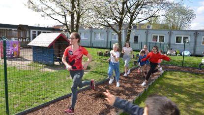 Basisschool Bengel in Lokeren ontvangt subsidie van 15.000 euro voor beweegvriendelijke speelplaats