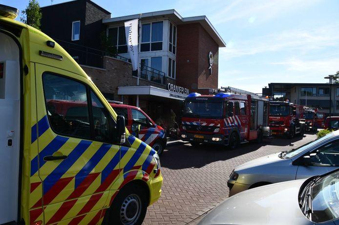 Veel hulpdiensten bij Zorg en Gezondheidscentrum Oranjeplein Vroomshoop