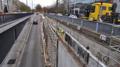 Renovatie Reyerscomplex: drie tunnels vanaf 28 mei gelijktijdig dicht
