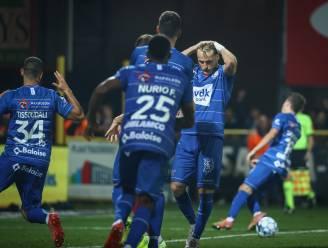 Vanhaezebrouck en AA Gent kopje onder in Kortrijk, Bezus mist strafschop