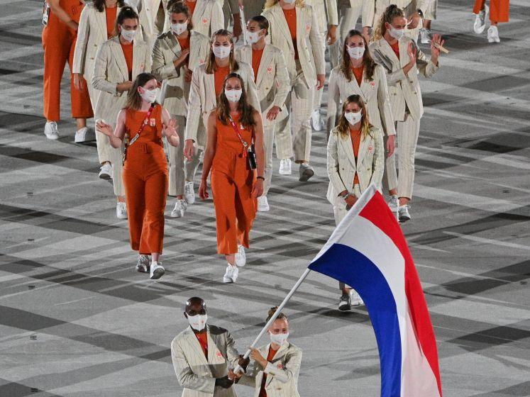 Zo werd Nederland binnengehaald op Olympische Spelen