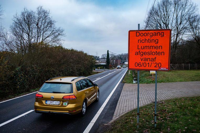 In Lummen starten binnenkort de werkzaamheden aan de Meldertsebaan.