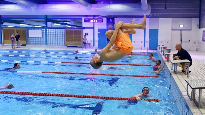 Zwemvierdaagse bij jarige Neptunus in Schijndel