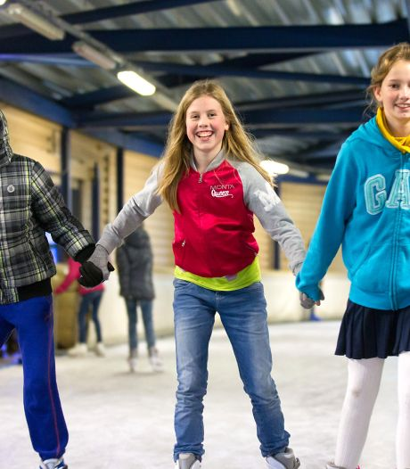 Oval Silverdome nog niet gerepareerd: Seizoen van start zonder dat schaatsbaan gebruikt kan worden