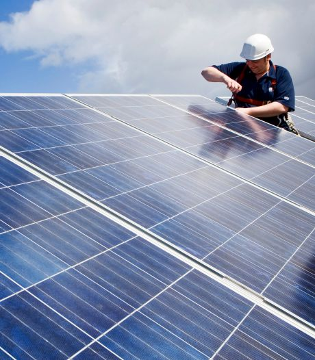 Te veel stroom opgewekt op Goeree: stop op zonnepanelen bij bedrijven dreigt