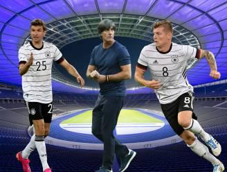 """Duitsland, """"dat zéker een gevaarlijke outsider is"""", doorgelicht: """"De terugkeer van Müller zal veel invloed hebben"""""""