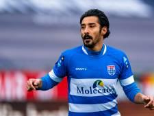 Leeroy Echteld gaat de boel niet omgooien; ook de (tijdelijk) nieuwe trainer van PEC houdt Reza op de bank