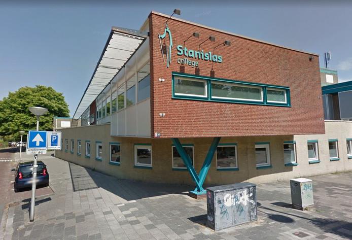 Het Stanislascollege in Delft.