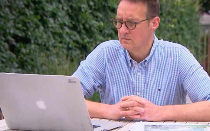 Gerechtsdeskundige Jan Melis.