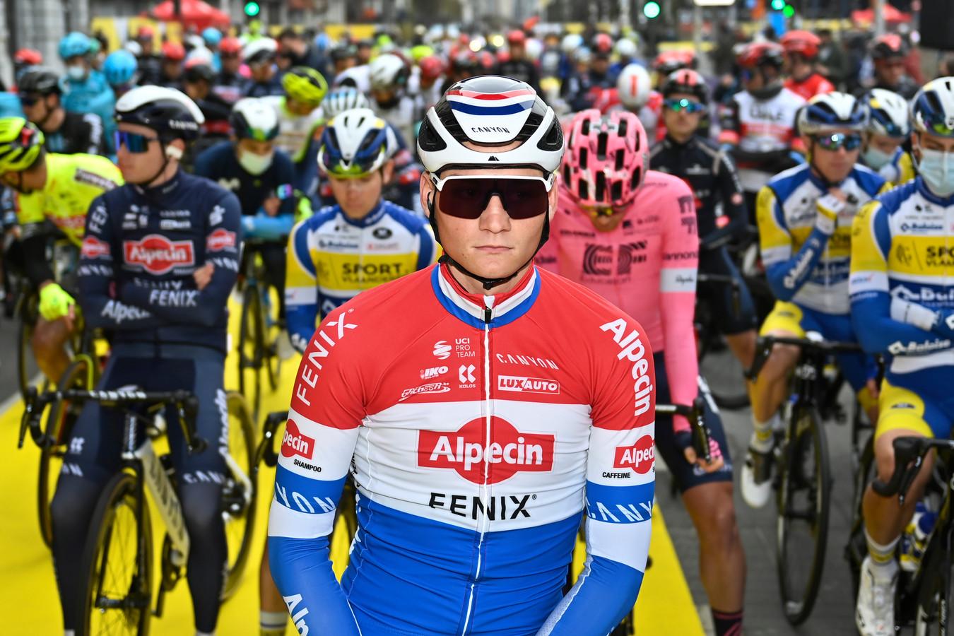 Mathieu van der Poel richt zich op de Olympische Spelen en de Tour de France.