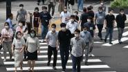 Recordaantal nieuwe coronabesmettingen in Zuid-Korea sinds maart
