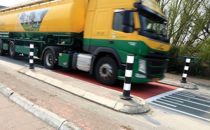 Kuitaart moet verkeersveiliger worden.