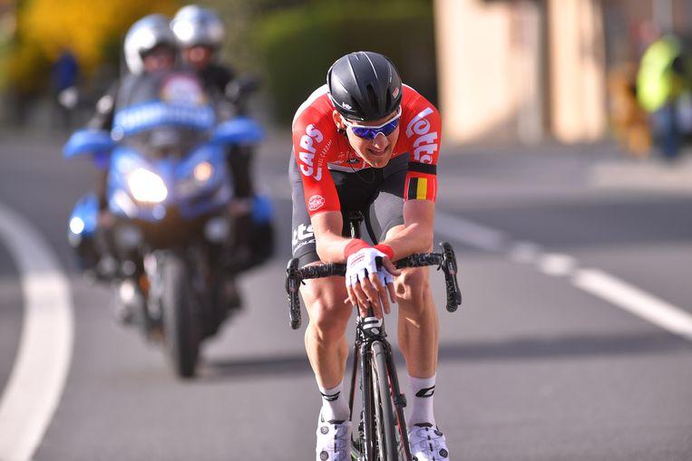 Tim Wellens. Beeld Getty Images