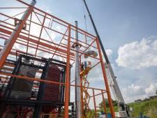 Derde bio-energiecentrale in Ede nadert voltooiing