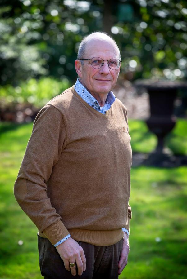 ETTEN-LEUR, Piet Paantjens, voorzitter Heemkundekring Jan uten Houte.