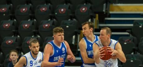 Basketbal eredivisie ook een maand stilgelegd