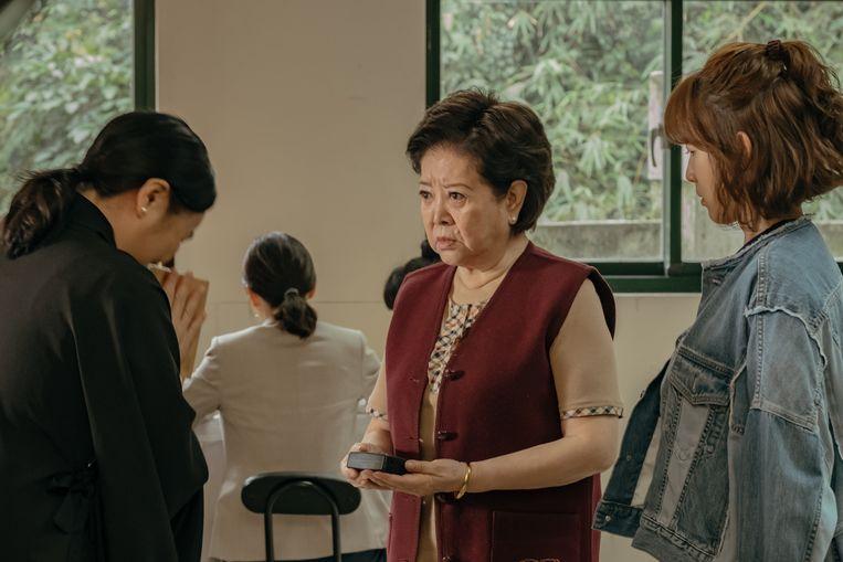 Shu-Fang Chen in 'Little Big Women' Beeld Netflix