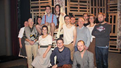 Theater VTV speelt 'Rostekop'