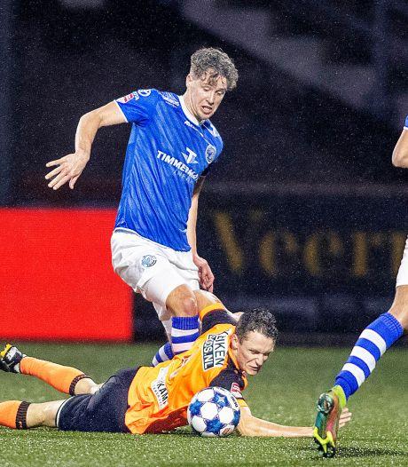 Nijmegenaar Frank Sturing zit plots bij de nationale ploeg van Canada