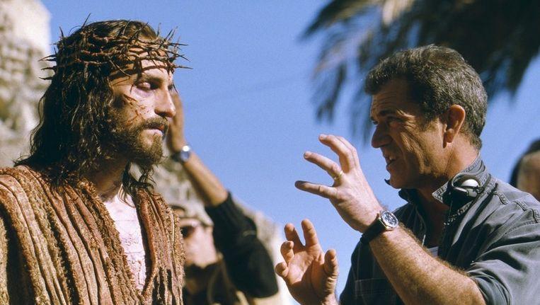 In de ideale wereld bereiken de komende bijbelfilms een vergelijkbaar niveau als 'The Passion of The Christ' van Mel Gibson uit 2004. Beeld photo_news