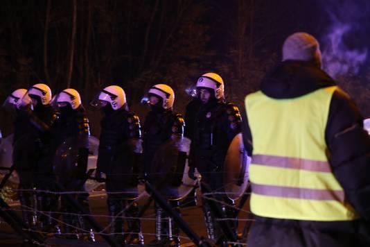Ook vandaag staan diverse acties van de 'gele hesjes' gepland op Belgische wegen.