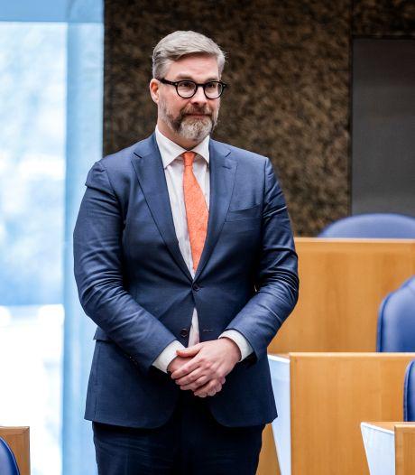 D66-Kamerlid Sidney Smeets stapt op na beschuldigingen van grensoverschrijdend gedrag