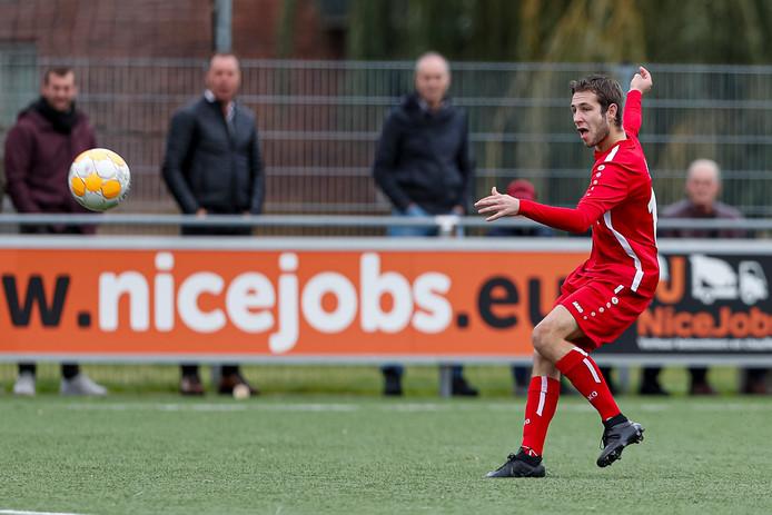 Angelo Siep: 99 goals voor MASV.