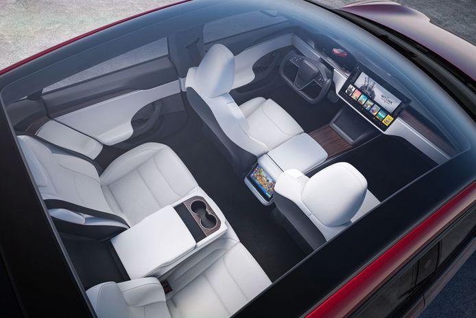 Elon Musk wil dat Tesla een flinke stap voorwaarts maakt met het autonoom rijden.