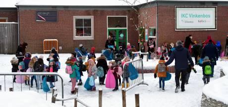 Thuisonderwijs voor een groep basisschool Vinkenbos Sprundel wegens corona