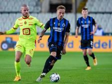 Le Club Bruges gaspille un avantage de deux buts et est accroché par Malines