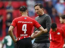Schmidt verandert bij PSV niets aan werkwijze: 'Je moet je niet laten beïnvloeden door reacties'