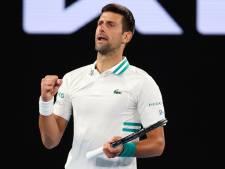 Novak Djokovic va un peu mieux et file en quarts de finale