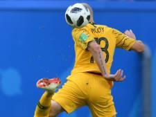 Denen en Australiërs gaan er vol voor in duel met Nederlands tintje
