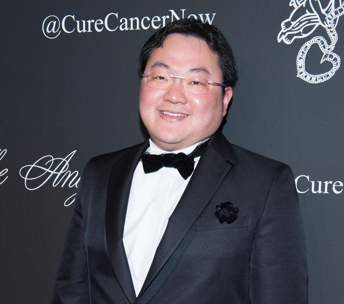 Jho Low in 2014.