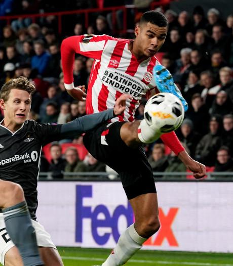 Gakpo kijkt na teleurstellende remise tegen Rosenborg vooruit: 'Moeten zondag winnen'