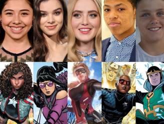 Hier zijn ze dan: deze piepjonge acteurs worden binnenkort Marvels nieuwe 'Avengers'