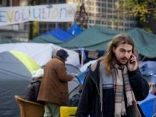 'Occupy naar Zuidas voor 5 december'