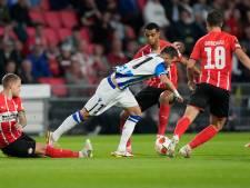 Teleurstelling bij PSV'er Philipp Max na gelijkspel tegen 'topteam' Real Sociedad: 'Wij waren de betere'