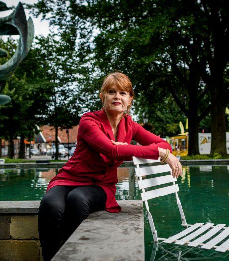 Burgemeester Cia Kroon van Losser zo nu en dan uit running voor onderzoek en behandeling melanoom