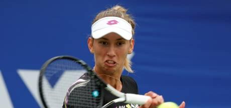 WTA: pas de changement pour Mertens, top 10 inchangé