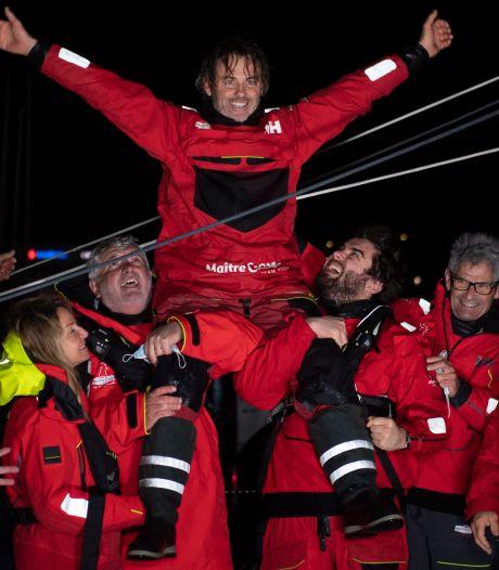 Franse zeiler redt collega in nood en wint mythische oceaanrace