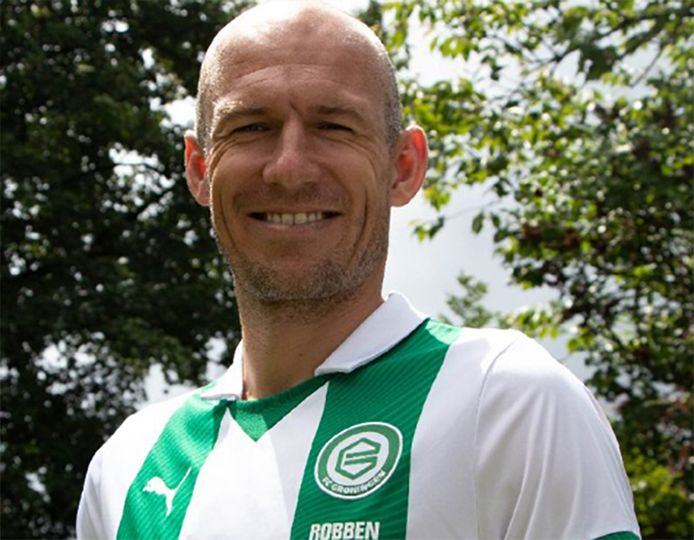 Arjen Robben de retour en Eredivisie