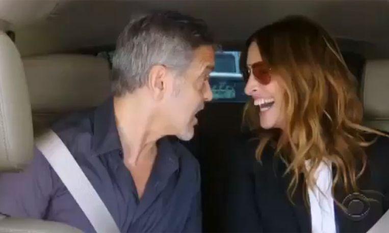 Te leuk: 3 van onze favoriete sterren zingen samen in de auto